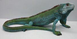 Decorative Iguana