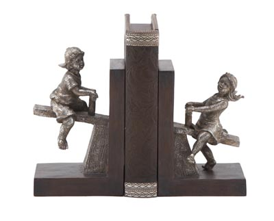 See-Saw Bookends