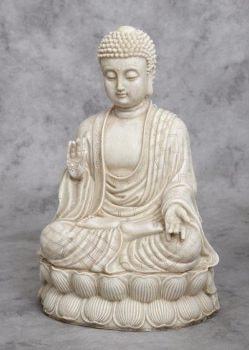 Ivory Colored Buddha