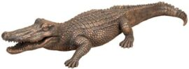 Bronze Colored Alligator