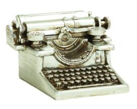 Decorative Antique Typewriter
