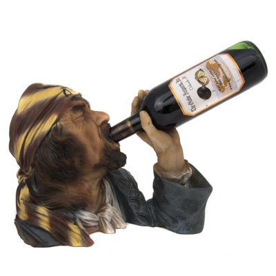 Pirate Bottle Holder