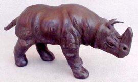 Leather Rhino
