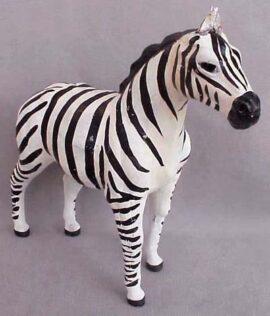 Leather Zebra