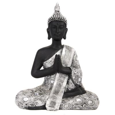 Seated Thai Buddha Figurine