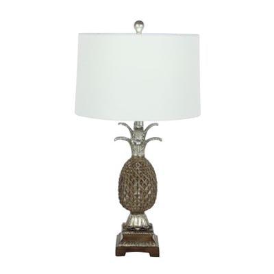 Popular Items. Home / Home Decor / Lighting / Pineapple Table Lamp