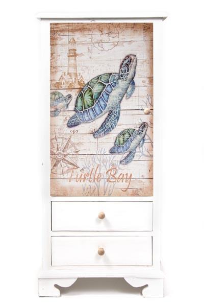 Turtle Bay Cabana Cabinet Globe Imports