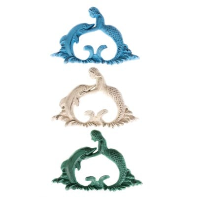 Assorted Dolphin and Mermaid Hook