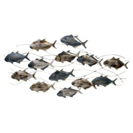 School of Fish Wall Decoration