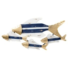 Fish Family Wall Decor