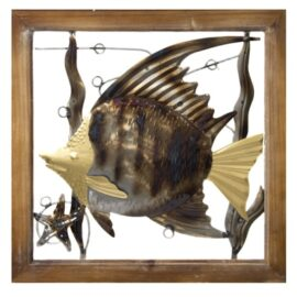 Angel Fish Wall Decoration