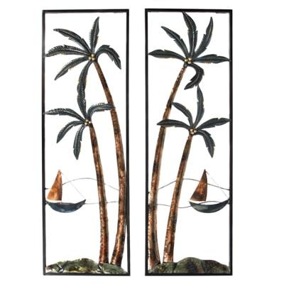 Framed Wall Island Panels