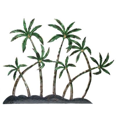 Palm Tree Wall Decor