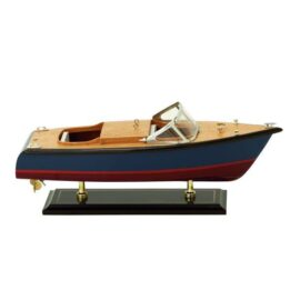 Model Antique Boat