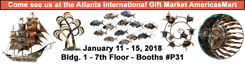 Atlanta International Gift Market AmericasMart