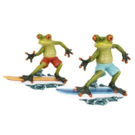 Frog Surfer