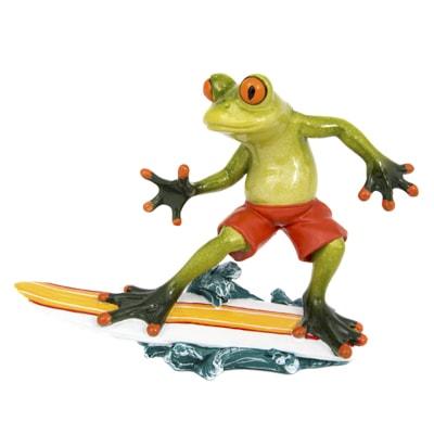 Assorted Frog Surfer Globe Imports
