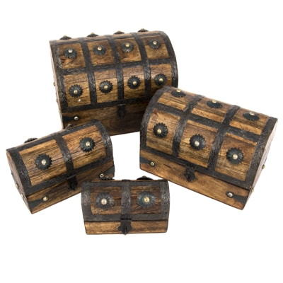 Pirate Chests