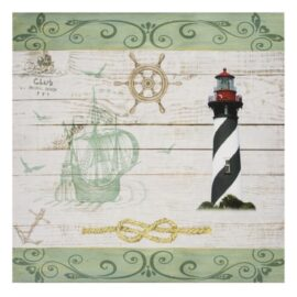 W-8767-St.A. Lighthouse-Canvas