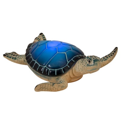 Light Up Sea Turtle FIGURINE